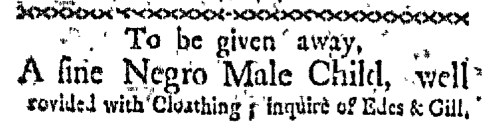 Oct 19 - Boston-Gazette Slavery 2