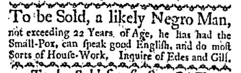 Oct 19 - Boston-Gazette Slavery 4