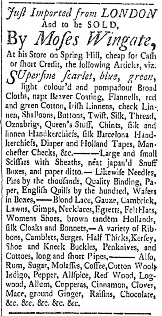 Oct 23 - 10:23:1767 New-Hampshire Gazette