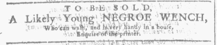 Dec 30 - Georgia Gazette Slavery 3