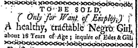 Dec 7 - Boston-Gazette Slavery 2
