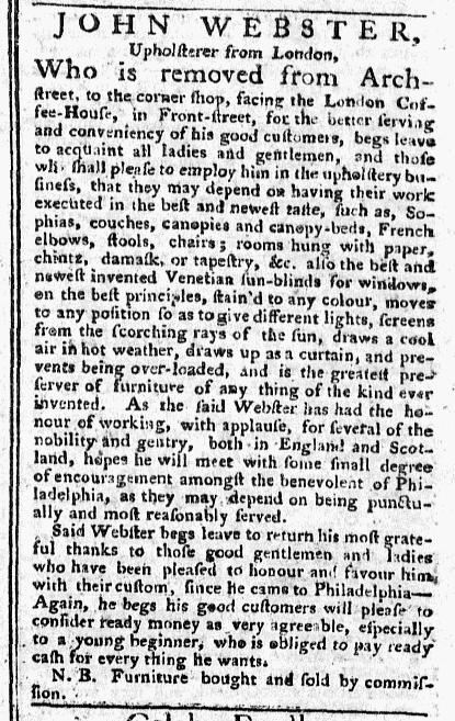 Dec 14 - 12:14:1767 Pennsylvania Chronicle
