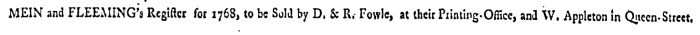 Dec 27 - 12:24:1767 New-Hampshire Gazette