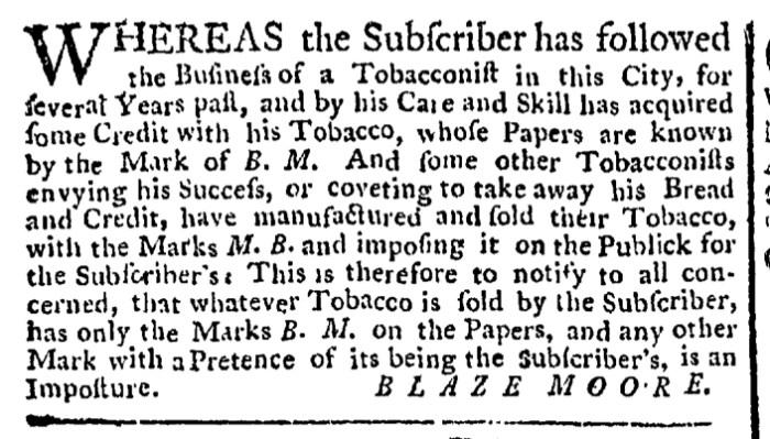 Jan 11 - 1:11:1768 New-York Gazette Weekly Post-Boy