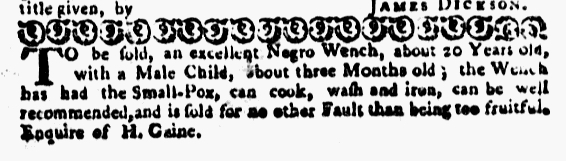Jan 11 - New-York Mercury Supplement Slavery 3