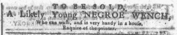 Jan 20 - Georgia Gazette Slavery 7