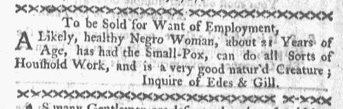 Jan 25 - Boston-Gazette Slavery 3