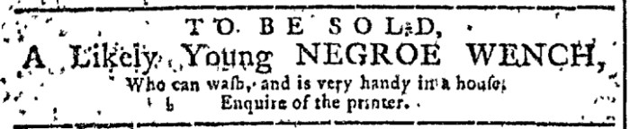 Jan 6 - Georgia Gazette Slavery 3