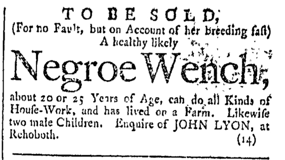 Feb 13 - 2:13:1768 Providence Gazette