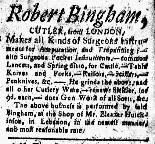 Feb 19 - 2:19:1768 New-London Gazette