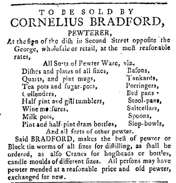 Mar 13 - 4:10:1768 Pennsylvania Journal