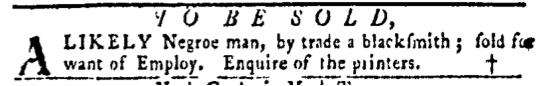 Mar 24 - Pennsylvania Gazette Slavery 4
