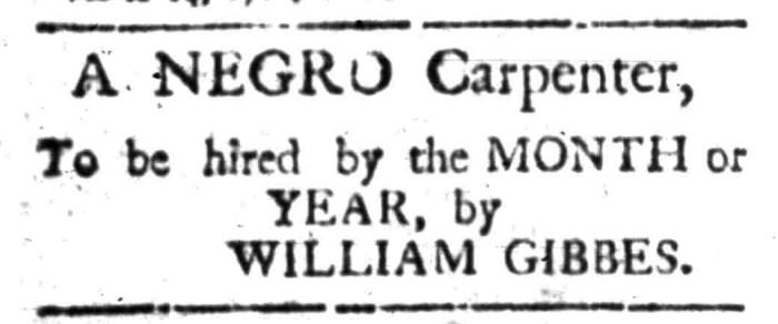 Mar 28 - South Carolina Gazette Slavery 2