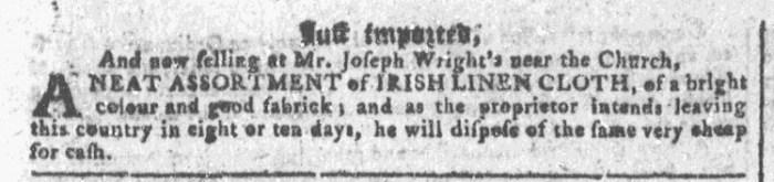Apr 13 - 4:13:1768 Georgia Gazette