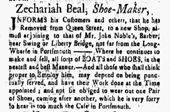 May 13 - 5:13:1768 New-Hampshire Gazette