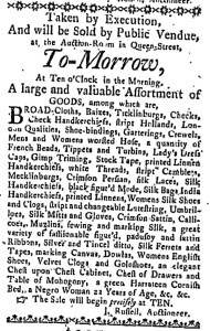 May 19 - Massachusetts Gazette Slavery 1