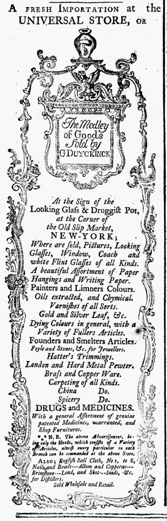 May 30 - 5:30:1768 New-York Gazette Weekly Mercury