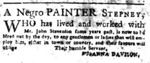 Jun 20 - South-Carolina Gazette Slavery 9
