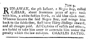 Jun 23 - Pennsylvania Journal Slavery 1