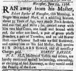 Jun 27 - Boston Post-Boy Slavery 2