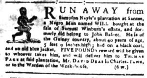 Jun 27 - South Carolina Gazette Slavery 4