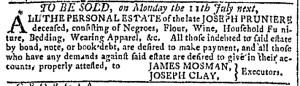 Jun 29 - Georgia Gazette Slavery 3