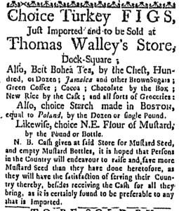 Jun 9 - 6:9:1768 Massachusetts Gazette Draper