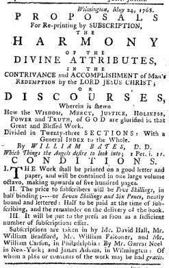 Jul 24 - 7:21:1768 Pennsylvania Journal