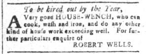Aug 12 - South-Carolina and American General Gazette Slavery 5