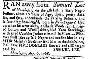 Aug 15 - Massachusetts Gazette Green and Russell Slavery 3