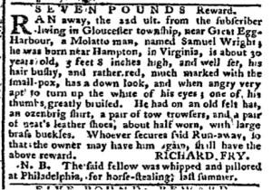 Aug 29 - Pennsylvania Chronicle Slavery 3