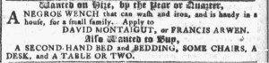 Aug 31 - Georgia Gazette Slavery 2