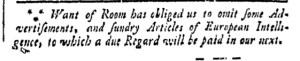 Sep 24 - 9:24:1768 Providence Gazette