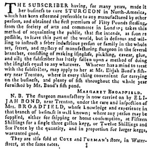 Sep 4 - 9:1:1768 Pennsylvania Gazette
