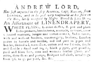 Sep 6 - 9:6:1768 South-Carolina Gazette and Country Journal Page 4