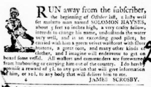 Nov 10 - Virginia Gazette Purdie and Dixon Slavery 9