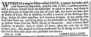 Oct 12 - Georgia Gazette Slavery 3