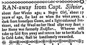 Oct 13 - Massachusetts Gazette Draper Slavery 3