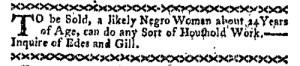 Oct 17 - Boston-Gazette Slavery 4
