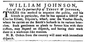 Oct 25 - 10:25:1768 South-Carolina Gazette and Country Journal