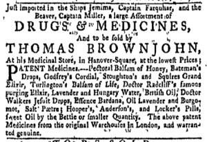 Oct 31 - 10:31:1768 New-York Gazette Weekly Mercury