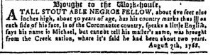 Nov 30 - Georgia Gazette Slavery 8