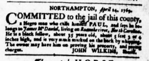 May 18 - Virginia Gazette Purdie and Dixon Slavery 10