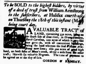 May 18 - Virginia Gazette Purdie and Dixon Slavery 8