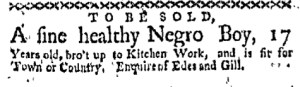 May 22 - 5:22:1769 Boston-Gazette Supplement
