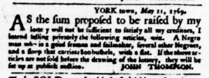 May 25 - Virginia Gazette Purdie and Dixon Slavery 5
