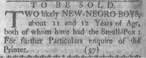 May 29 - Newport Mercury Slavery 2