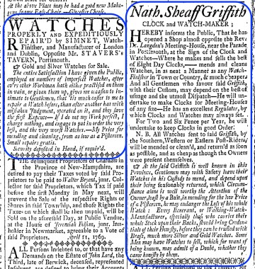 May 5 - 5:5:1769 New-Hampshire Gazette