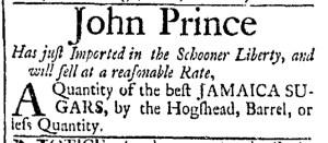 May 9 - 5:9:1769 Essex Gazette