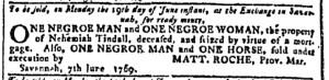 Jun 7 - Georgia Gazette Slavery 4